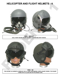 FLIGHT HELMETS